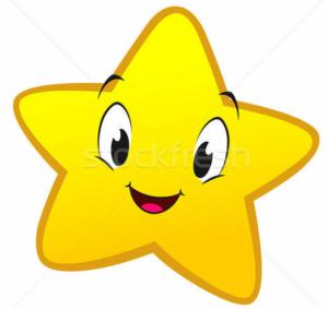 Eu e minha estrela dourada