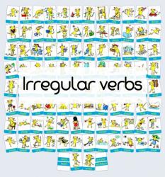 Irregular Verbs Funny Cards