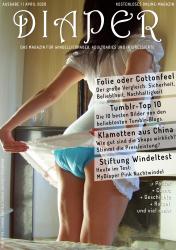 Diaper Magazin April