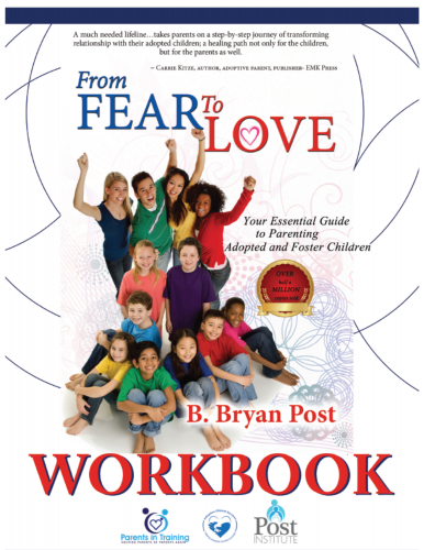 From Fear To Love Workbook