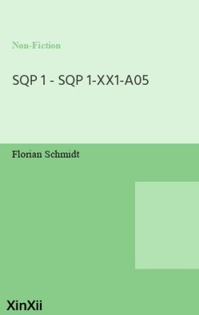 SQP 1 - SQP 1-XX1-A05
