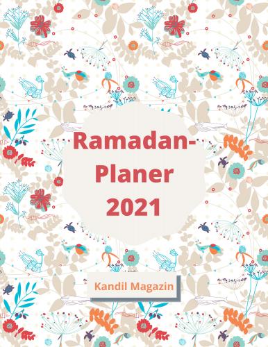 Ramadan-Planer 2021