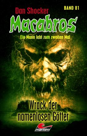 Dan Shocker's Macabros 81