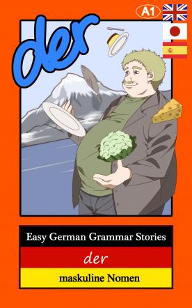 Easy German Grammar Stories