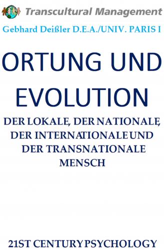 ORTUNG UND EVOLUTION