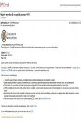 Inter-American Court of Human Rights Petition P-1074-19