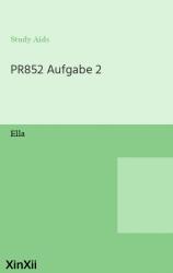 PR852 Aufgabe 2