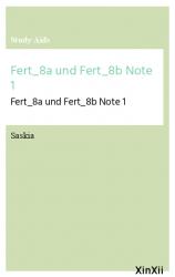Fert_8a und Fert_8b Note 1