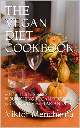 THE VEGAN DIET COOKBOOK