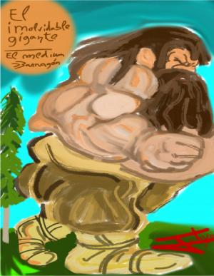El inolvidable gigante