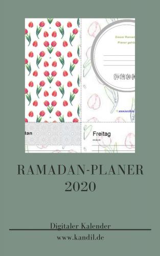 Ramadan-Planer 2020
