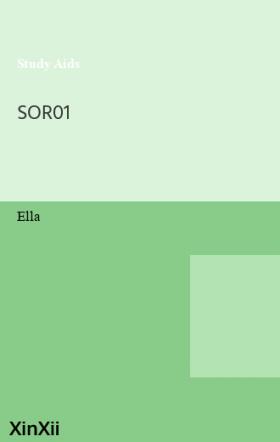 SOR01