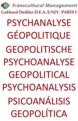 Psychanalyse Géopolitique