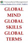 GLOBAL MIND  GLOBAL SKILLS  GLOBAL TERMS