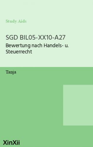SGD BIL05-XX10-A27