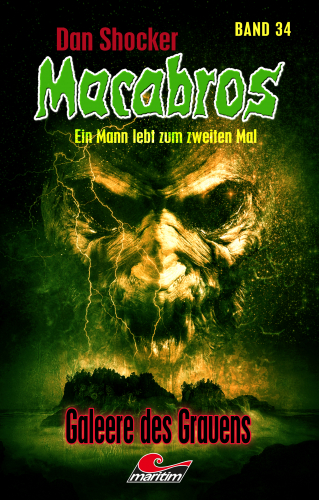Dan Shocker's Macabros 34