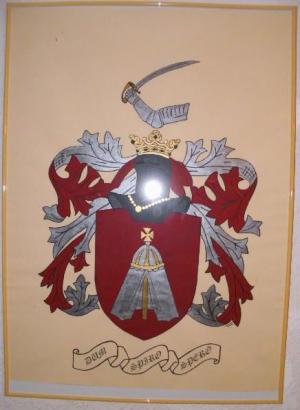 The noble Polish family Plaga.