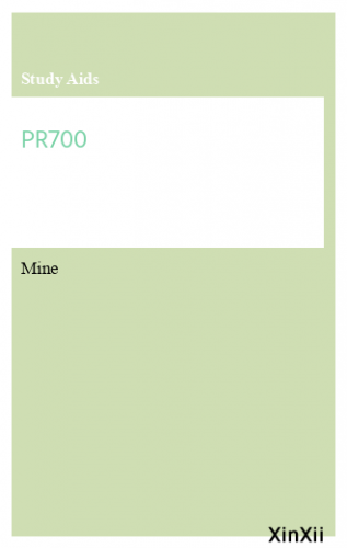 PR700