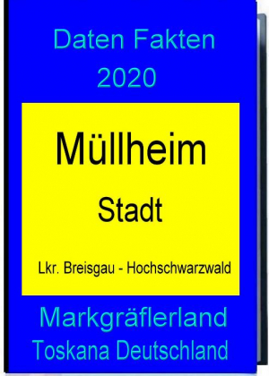 Statistik 2020 der Stadt Müllheim im Markgräflerland