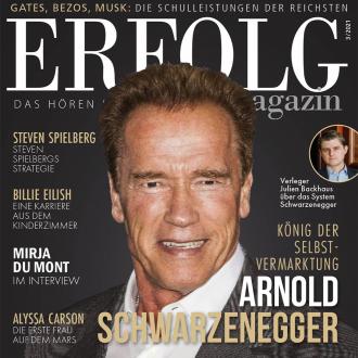 ERFOLG Magazin 3/2021 - Das System Schwarzenegger