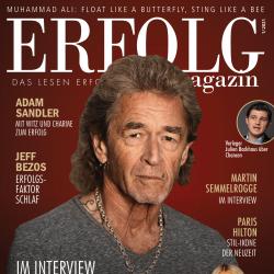 ERFOLG Magazin 1/2021 - Eine neue Chance
