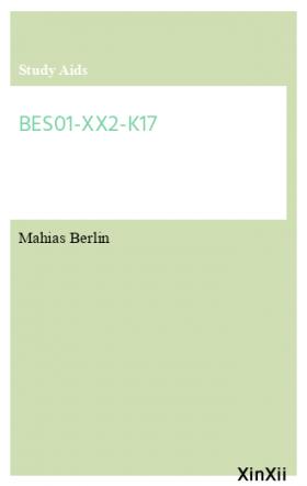 BES01-XX2-K17