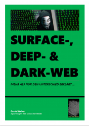 Surface-, Deep- & Dark-WEB