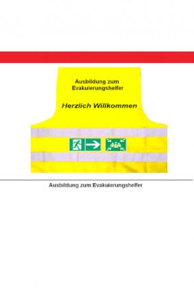 PowerPoint Präsentation Ausbildung Evakuierungshelfer