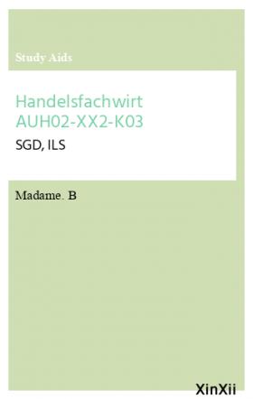 Handelsfachwirt  AUH02-XX2-K03