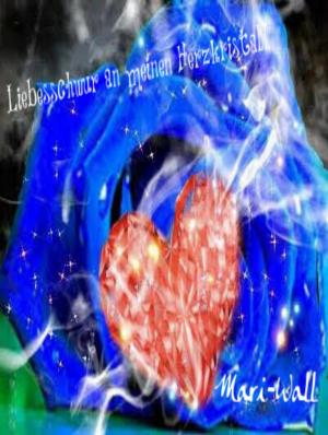 Liebesschwur an meinen Herzkristall