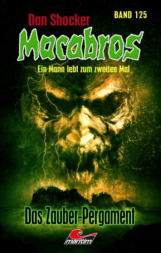 Dan Shocker's Macabros 125