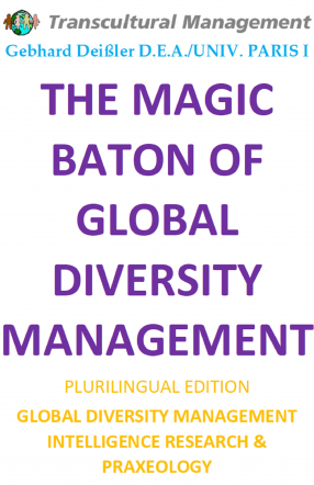 THE MAGIC BATON OF GLOBAL DIVERSITY MANAGEMENT