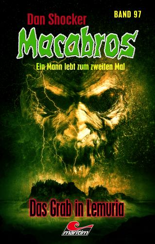 Dan Shocker's Macabros 97