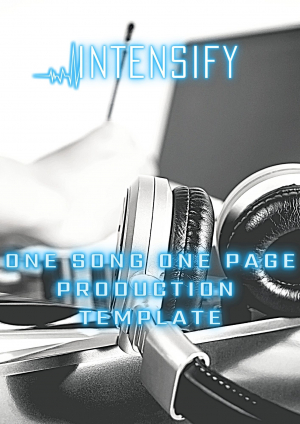 ONE SONG ONE PAGE PRODUCTION COMPASS plus Bonus