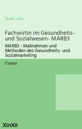 Fachwirtin im Gesundheits- und Sozialwesen- MARB3