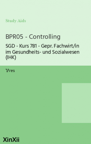 BPR05 - Controlling