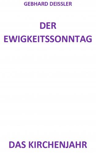 DER EWIGKEITSSONNTAG