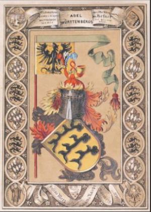 The noble Polish family Pilawski.