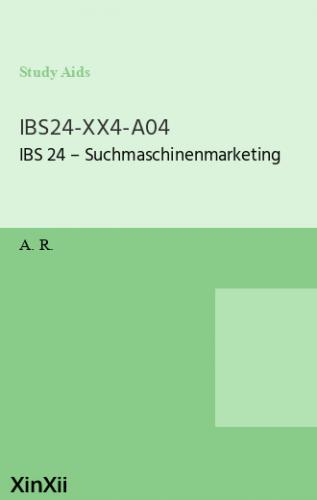 IBS24-XX4-A04
