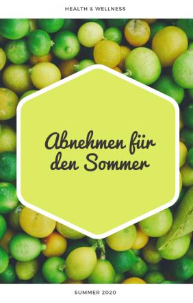 Fatburner - Fit und schlank für den Sommer