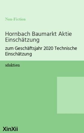 Hornbach Baumarkt Aktie Einschätzung