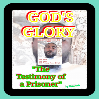 GOD'S  GLORY!