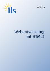 WEBD 4 – Webentwicklung mit HTML5