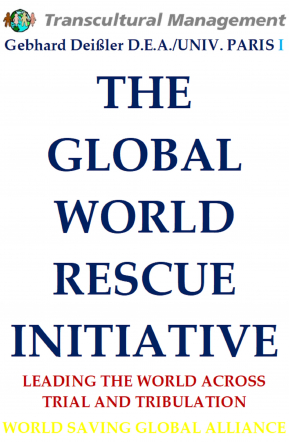 THE GLOBAL WORLD RESCUE INITIATIVE