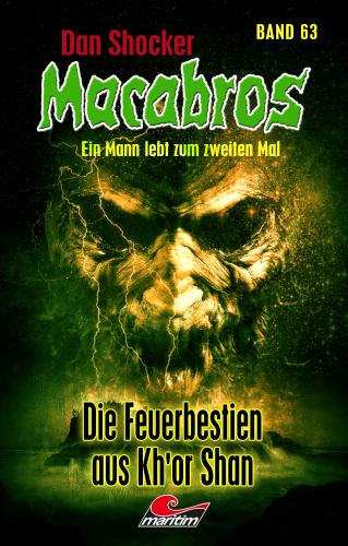 Dan Shocker's Macabros 63
