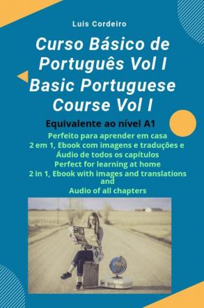 Basic Portuguese Course Volume I (Level A1)
