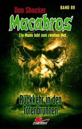 Dan Shocker's Macabros 89