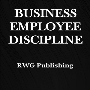 Business Employee Discipline