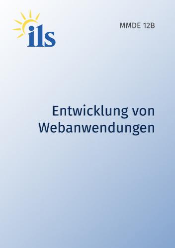 MMDE 12B – Entwicklung von Webanwendungen