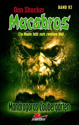 Dan Shocker's Macabros 92